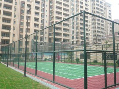 石家庄篮球场围栏