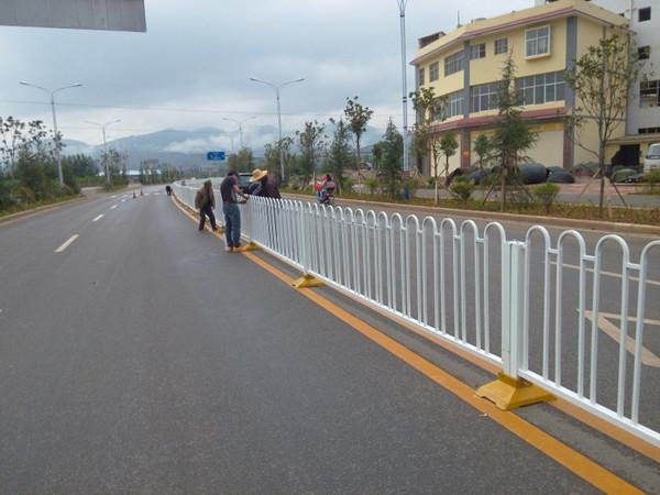 京式护栏施工案例