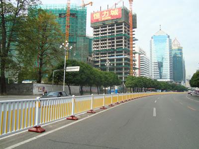 防眩道路护栏