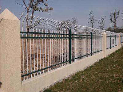 公园锌钢护栏