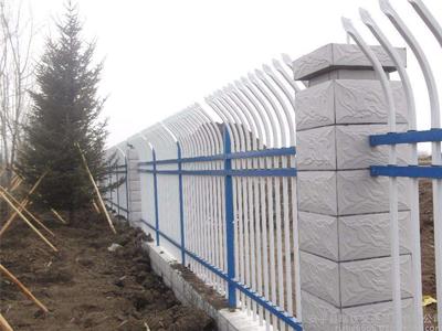 石家庄厂区锌钢护栏