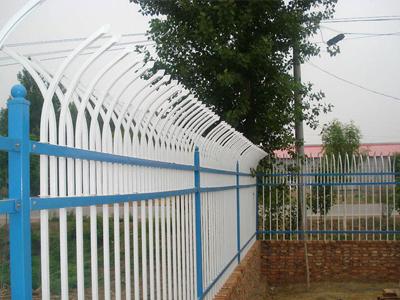 小区锌钢护栏