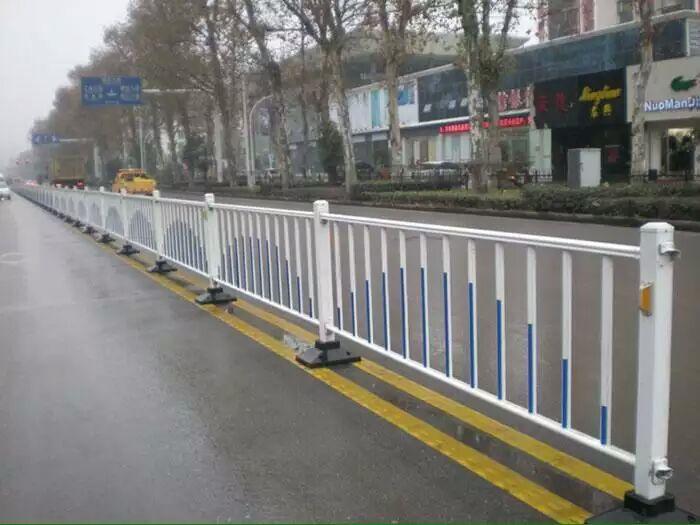 道路文化护栏的作用